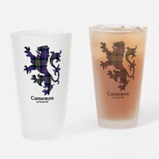 Lion - Cameron of Erracht Drinking Glass