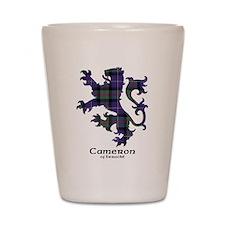 Lion - Cameron of Erracht Shot Glass