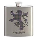 Lion - Cameron of Erracht Flask