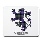 Lion - Cameron of Erracht Mousepad