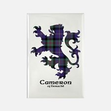 Lion - Cameron of Erracht Rectangle Magnet