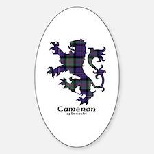 Lion - Cameron of Erracht Decal