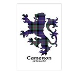 Lion - Cameron of Erracht Postcards (Package of 8)