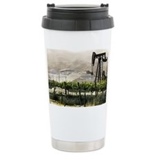California Highway 99 Travel Coffee Mug