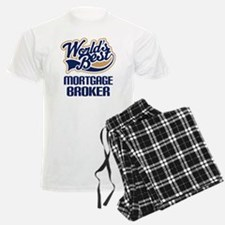 Mortgage Broker (Worlds Best) Pajamas