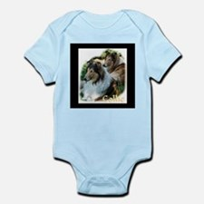 Collie Art Gifts Infant Bodysuit