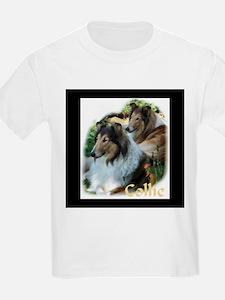Collie Art Gifts Kids T-Shirt