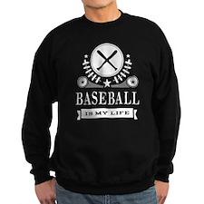 Baseball Is My Life Vintage Sweatshirt