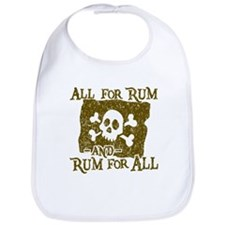 All For Rum Bib