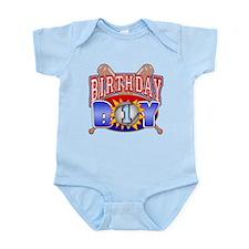 Baseball 1st Birthday Infant Bodysuit