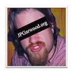 JPGarwood.org Tile Coaster