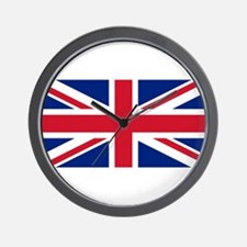 Flag of the UK Wall Clock