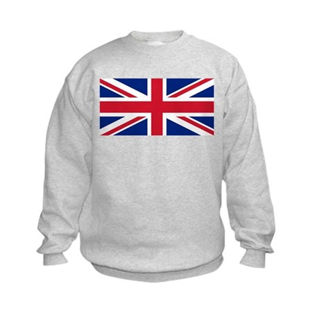 Flag of the UK Kids Sweatshirt