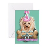 Catia cho Greeting Cards (10 Pack)