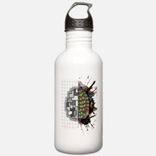 Left & Right brain Water Bottle