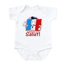 Salut! Infant Bodysuit