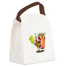 Family Bucket Canvas Lunch Bag