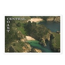California Central Coast Post Cards 8 Pak