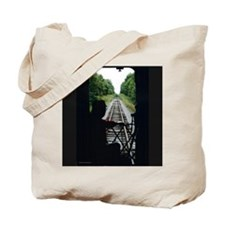 Railroad Man Tote Bag