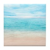 Beautiful beach Drink Coasters