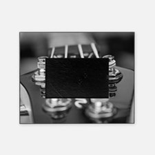 Washburn Bass Guitar black and white Picture Frame