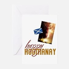 Hogmanay Greeting Cards (Pk of 10)