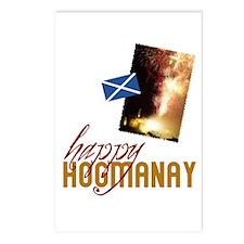 Hogmanay Postcards (Package of 8)