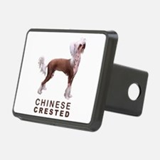 Chinese Crested Hitch Cover