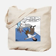 Glaucoma Machine Tote Bag
