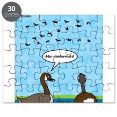 Geese Nonconformists Puzzle