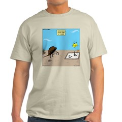 Horseshoe Crab Game Light T-Shirt