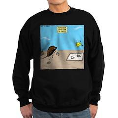 Horseshoe Crab Game Sweatshirt