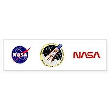 STS-44 Atlantis Bumper Sticker