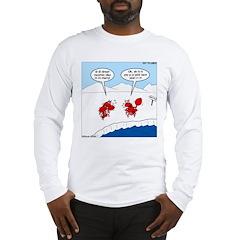 Lobster Vacation Long Sleeve T-Shirt