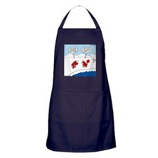 Lobster Vacation Apron (dark)