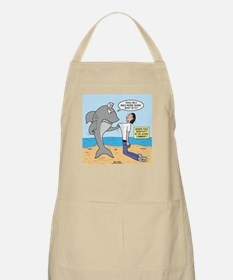 Nurse Shark Apron