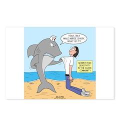 Nurse Shark Postcards (Package of 8)