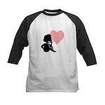 Valentine Silhouette Thinking of You Design Kids B