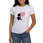 Valentine Silhouette Thinking of You Design Women'