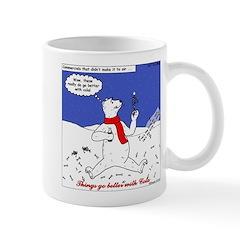 Polar Bear Penguin Pop Mug