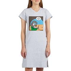 Shark Favorite Book Women's Nightshirt