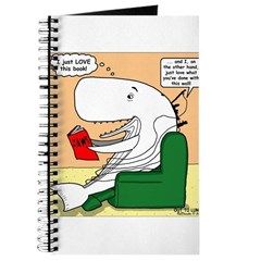 Whale Favorite Book Journal