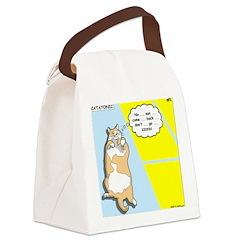 Catatonic Canvas Lunch Bag