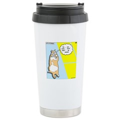 Catatonic Stainless Steel Travel Mug