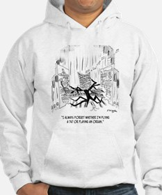 Playing an Organ or Flying a 747? Hoodie