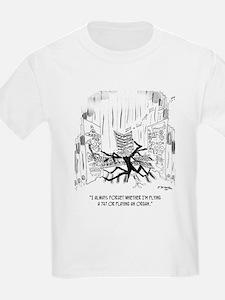 Playing an Organ or Flying a 747? T-Shirt