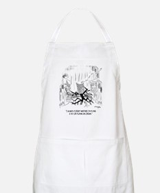 Playing an Organ or Flying a 747? Apron