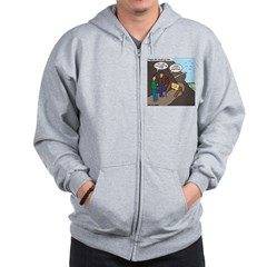 Trail Closed Zip Hoodie