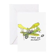 Who's Your Mechanic? Greeting Cards