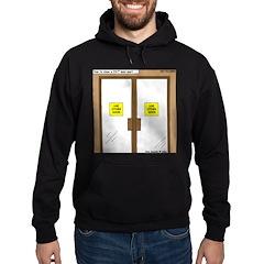 Closing a Mini-Mart Hoodie (dark)